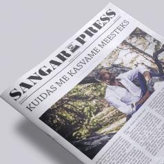 Sangar Press kevad/suvi 2016