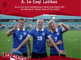 A. Le Coqi Latikas