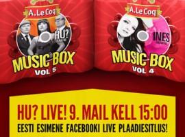 A. Le Coq Music Box (Facebook)