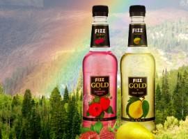 Fizz Gold siidrid