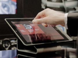 Lexus Virtual Salesman