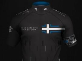 Absa Cape Epic Eesti rattatiimi vorm