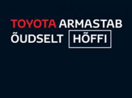 Toyota toetab HÕFFi