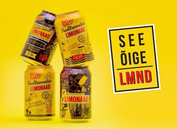 Limonaadi suvekollektsioon