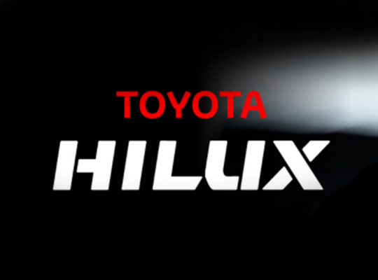 Toyota kampaanilehed